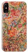 Full Bouquet. IPhone Case