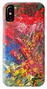 Full Color Particles IPhone Case