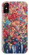 Full Flower Bouquet. IPhone Case
