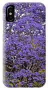 Full On Purple IPhone Case