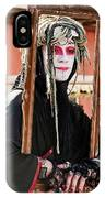 Fully Framed Mime IPhone Case