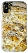 Fungus Pizza IPhone Case
