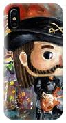 Funko Lemmy Kilminster Out To Lunch IPhone Case