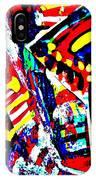 Funky Pop-10 IPhone Case