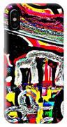 Funky Pop-16 IPhone Case