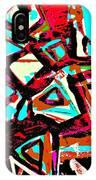 Funky Pop-6 IPhone Case