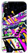 Funky Pop-7 IPhone Case