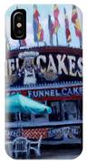 Funnel Cakes IPhone Case