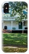 Fuqua Farm House IPhone Case