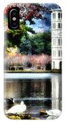 Furman University Bell Tower IPhone Case