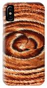 Fuzzy Rock Abstract IPhone Case