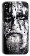 Gaahl IPhone Case
