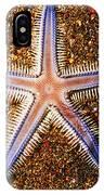 Galapagos Colorful Seastar IPhone Case