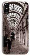 Galerie Vivienne 2 IPhone Case