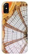 Galeries Lafayette Inside 3 Art IPhone Case