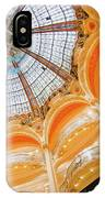 Galeries Lafayette Inside Art IPhone Case