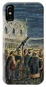 Galileo Galilei, 1564-1642 IPhone Case