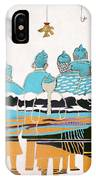 Gallery By The Sea IPhone Case