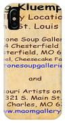 Gallery Locations In The St. Louis Area IPhone Case