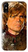 Game Of Thrones. Tyrion Lannister. IPhone Case