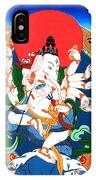 Ganapati 1 IPhone Case