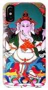 Ganapati  6 IPhone Case