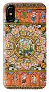 Ganesha 4 IPhone Case