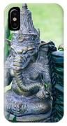 Ganesha Ganesa Ganapati Vinayaka Pillaiyar Hindu Pantheon IPhone Case