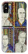 Gang Of Four IPhone Case