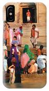 Ganges IPhone Case