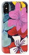 Garden Arrangement IPhone Case