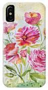 Garden Beauty-jp2957 IPhone Case