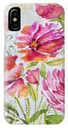 Garden Beauty-jp2957b IPhone Case