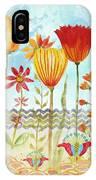 Garden Beauty-jp2960 IPhone Case