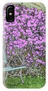 Garden Bench IPhone Case