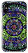 Garden Buddha Mandala IPhone Case