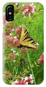 Garden Butterfly IPhone Case
