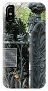 Garden District 3 IPhone Case