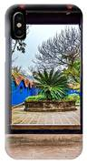 Garden Door IPhone Case