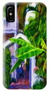 Garden Entrance IPhone Case