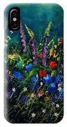 Garden Flowers 56 IPhone Case