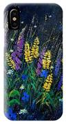 Garden Flowers 679080 IPhone Case