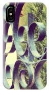 Garden Gate 2 Pair IPhone Case