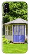 Garden Gazebo House IPhone Case