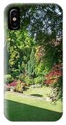 Garden Morning IPhone Case