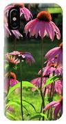 Garden Of Cones IPhone Case