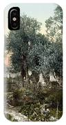 Garden Of Gethsemane IPhone Case