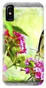 Garden Of Love IPhone Case