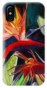Garden Of Paradise IPhone Case