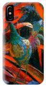 Garden Rooster IPhone Case
